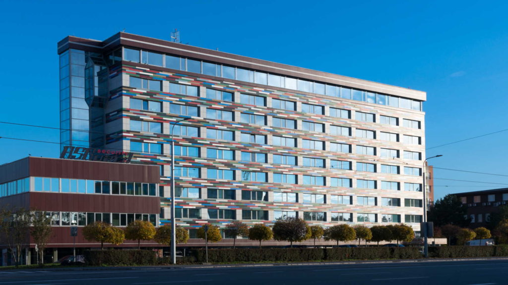 AstonBuilding.sk administrativna budova