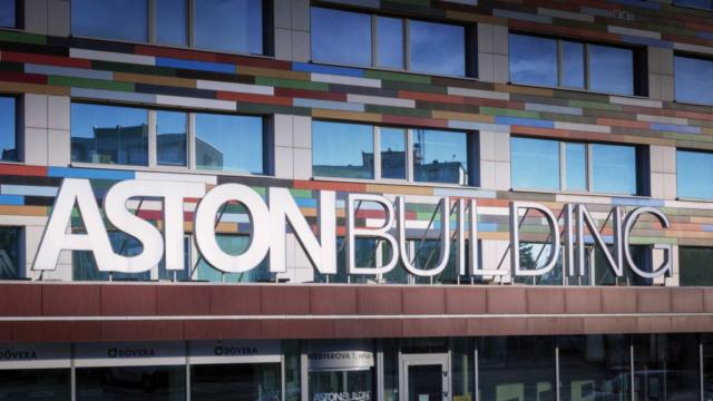ASTON BUILDING