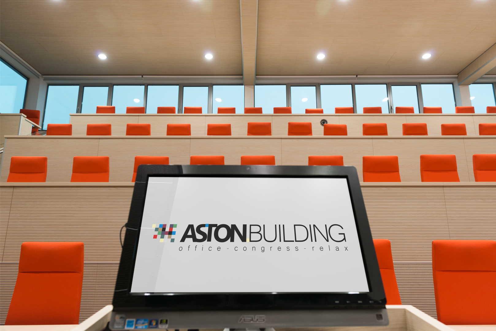 prezentačné priestory ASTON BUILDING